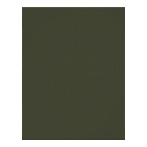 """el damasco verde minúsculo elegante circunda en ba folleto 8.5"""" x 11"""""""