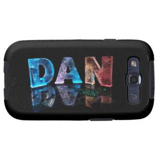 El Dan conocido en 3D se enciende (la fotografía) Samsung Galaxy S3 Coberturas