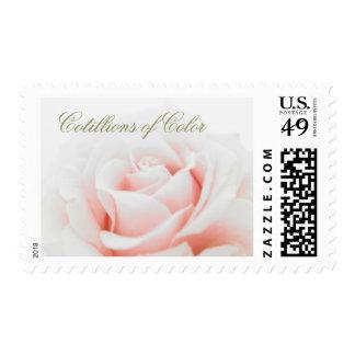 El ~ de la colección del Debutante envía bonito Sellos