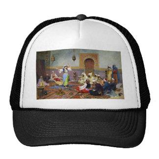 El ~ de la danza (chica del harem) gorra