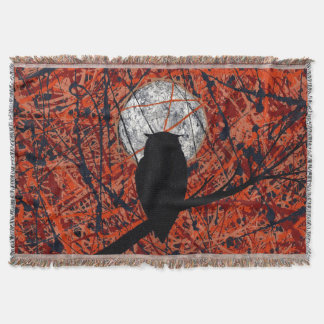 El ~ de la VIGILIA (diseño del búho del arte Manta
