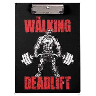 El Deadlift que camina - entrenamiento del zombi