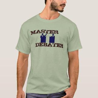 El Debater principal Playera