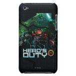 El deber 3 del héroe funda iPod
