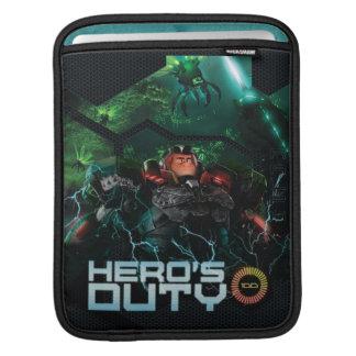 El deber del héroe manga de iPad