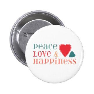 El decir del amor y de la felicidad de la paz pins