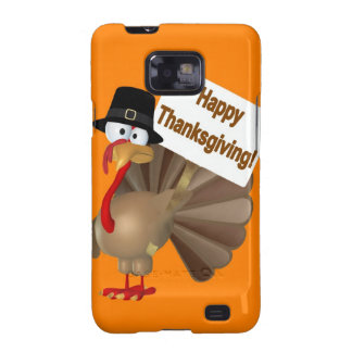 """El decir divertido de Turquía: ¡""""Acción de gracias Samsung Galaxy S2 Carcasa"""
