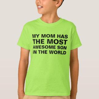El decir más impresionante del hijo de la mamá playera