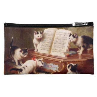 El decreto del gatito - pintura del gato del