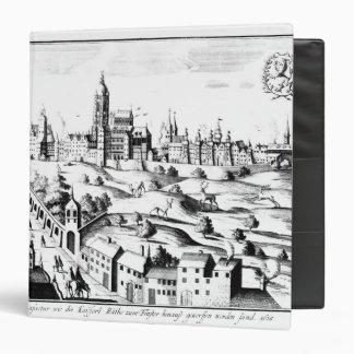 """El Defenestration de Praga, el 3 de agosto de 1618 Carpeta 1 1/2"""""""