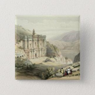 El Deir, Petra Button