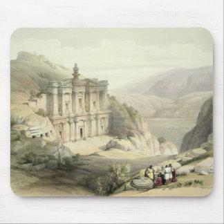 El Deir, Petra Mouse Pad