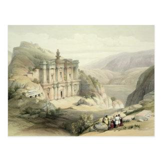 El Deir, Petra Postcards