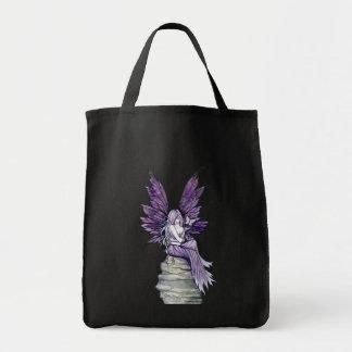 El dejar va bolso de hadas de la mariposa bolsa