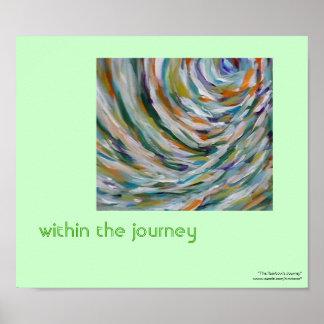 El ~ del viaje del arco iris una impresión para au impresiones