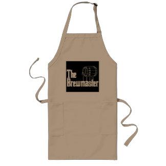 El delantal de Brewmaster