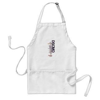 El delantal del cocinero de DSCMO