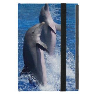 El delfín apenas añade nombre iPad mini funda