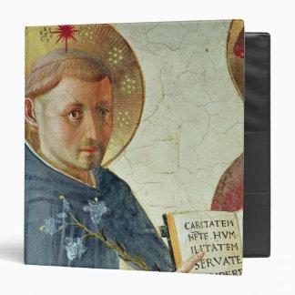 "El delle Ombre, detalle de Madonna de St Dominic Carpeta 1 1/2"""