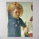 El delle Ombre, detalle de Madonna de St Dominic Posters