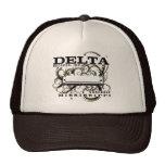 El delta registra el inc. gorra