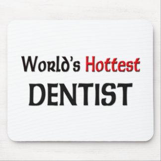 El dentista más caliente de los mundos mouse pads