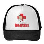 El dentista más fresco del mundo gorro de camionero