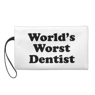 El dentista peor del mundo