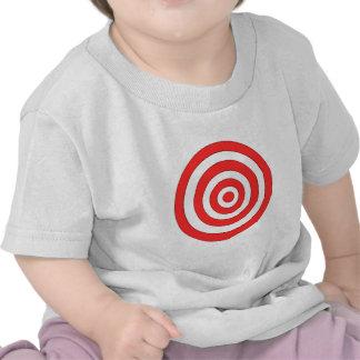 El depósito de la pistola camiseta