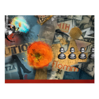 el der BATALLA postkarten Nº1 Tarjetas Postales