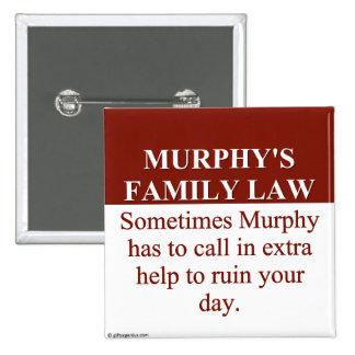 El derecho de familia de Murphy (3) Pin Cuadrado