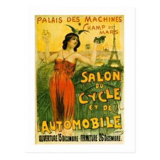 El DES de Palais trabaja a máquina el Champ de Postales