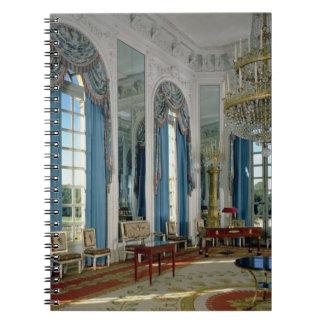 El DES Glaces el cuarto del salón de espejos en Libros De Apuntes