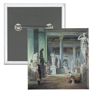El DES Saisons en el Louvre, C. 1802 de Salle Pin Cuadrado