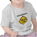 El desacuerdo no es ningún callejón sin salida (la camisetas