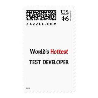 El desarrollador más caliente de la prueba del mun