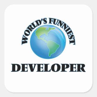 El desarrollador más divertido del mundo