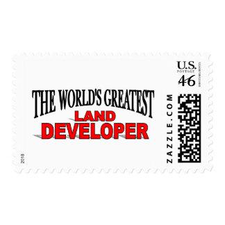 El desarrollador más grande de la tierra del mundo