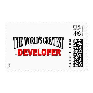 El desarrollador más grande del mundo