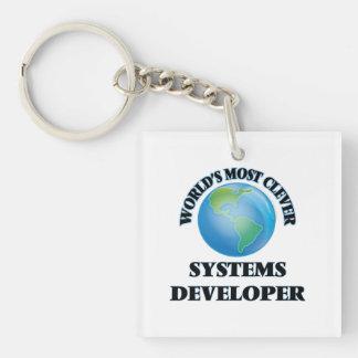 El desarrollador más listo de los sistemas del llavero
