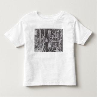 El desarrollo de la impresión tshirts