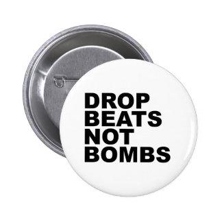 El descenso bate no las bombas 4 pin redondo de 2 pulgadas