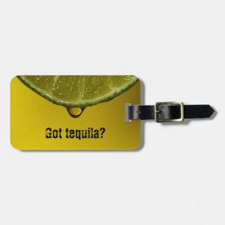 "¿El descenso de la cal ""consiguió tequila""? etique Etiquetas Bolsas"