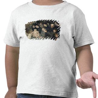 El descenso de la leche en Belleville Camisetas
