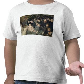 El descenso de la leche en Belleville Camiseta