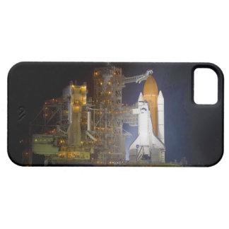 El descubrimiento del transbordador espacial en la iPhone 5 funda