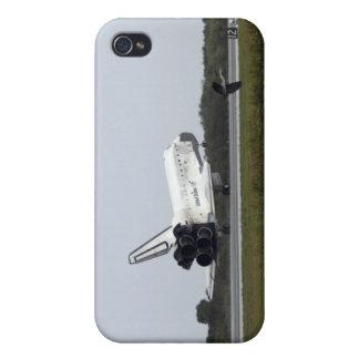 El descubrimiento del transbordador espacial iPhone 4/4S carcasa