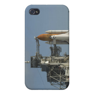 El descubrimiento del transbordador espacial iPhone 4/4S fundas