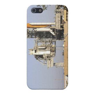 El descubrimiento del transbordador espacial iPhone 5 fundas