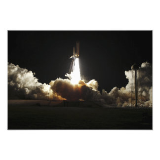 El descubrimiento del transbordador espacial quita fotografia